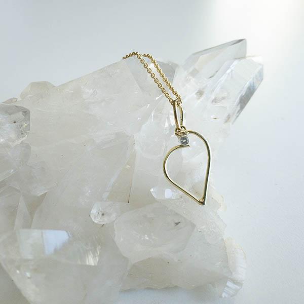 gouden-hart-hanger