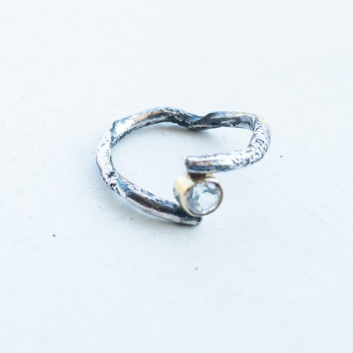 Geboortesteen-ring