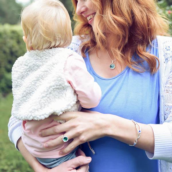 Moeder-kind-sieraden