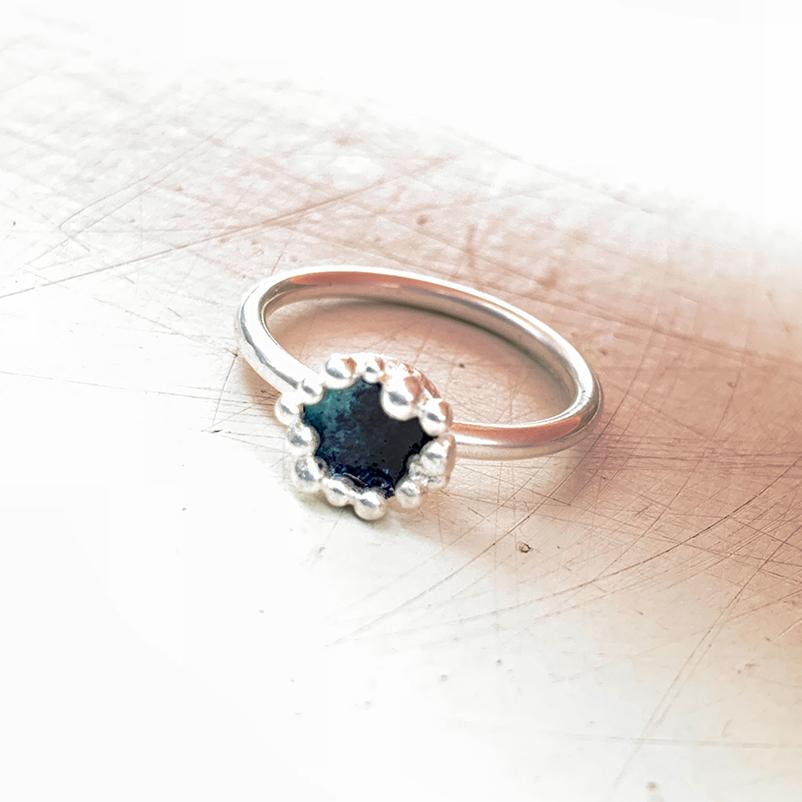 Moedermelk-ring