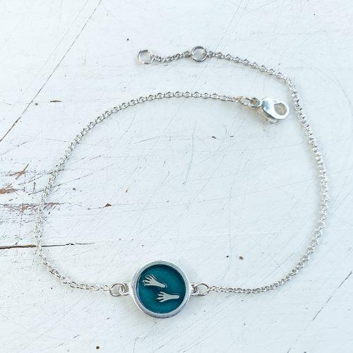armband-zilver-wild
