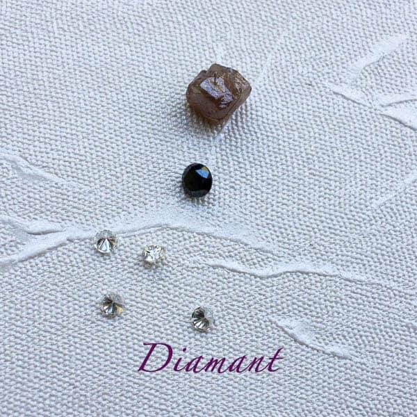 Geboortesteen-Diamant