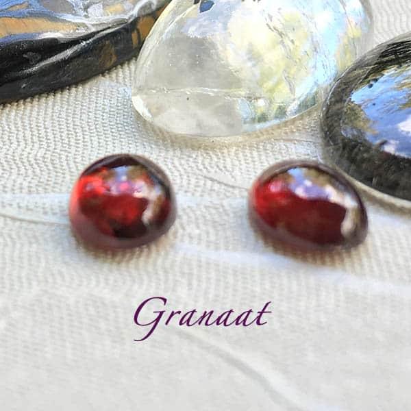 Geboortesteen-Granaat