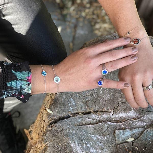 ringen-armbanden