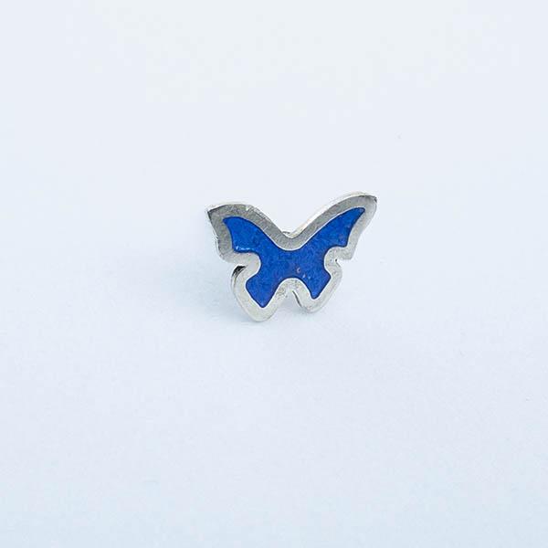 Vlindertje-broche