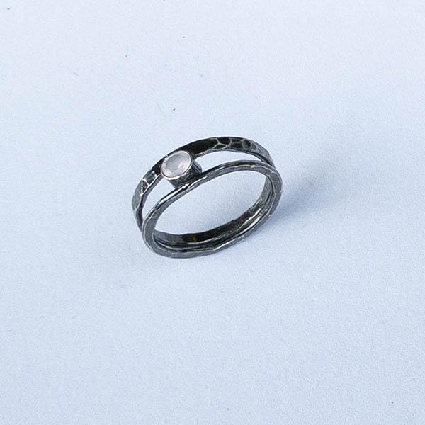 Zilveren-ring-rozenkwarts