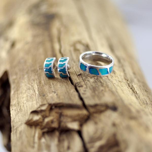 turquoise-trouwsieraden