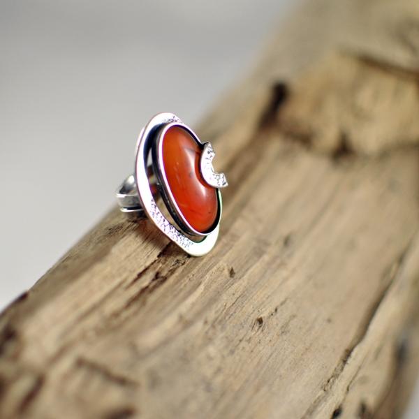 Carneool-in-je-sieraad-ring