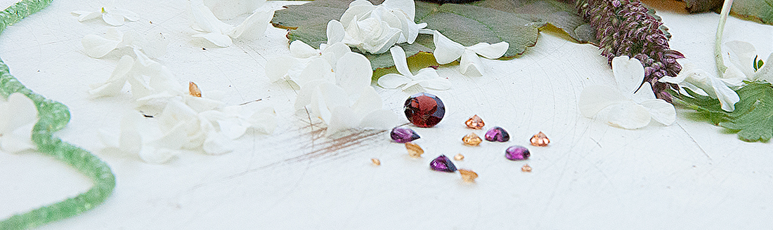 Granaat-geboortesteen-januari